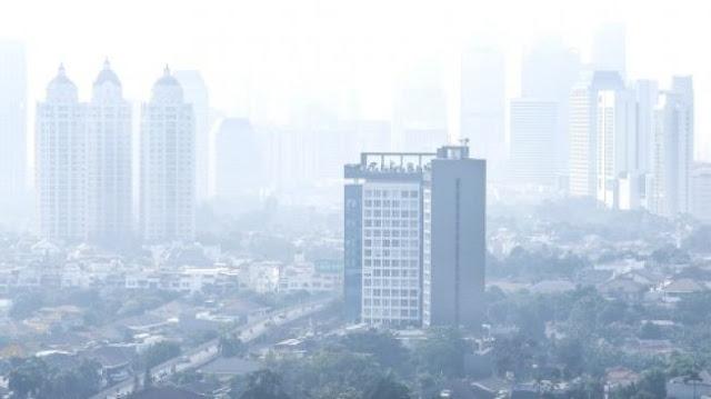 Kondisi udara di Jakarta