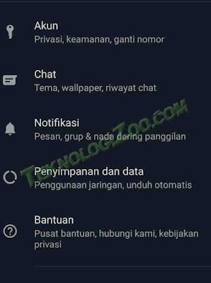 cara agar video yang dikirim di whatsapp tersimpan otomatis