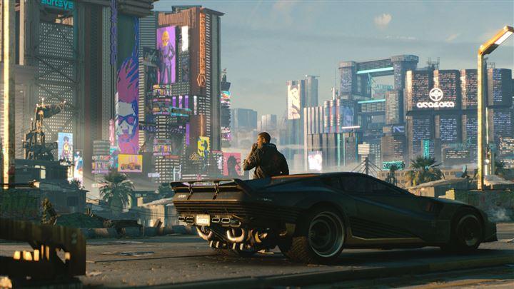 Imagen Revelan trailer de Cyberpunk 2077