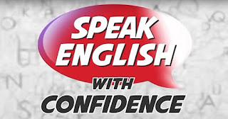 speak English with confidence