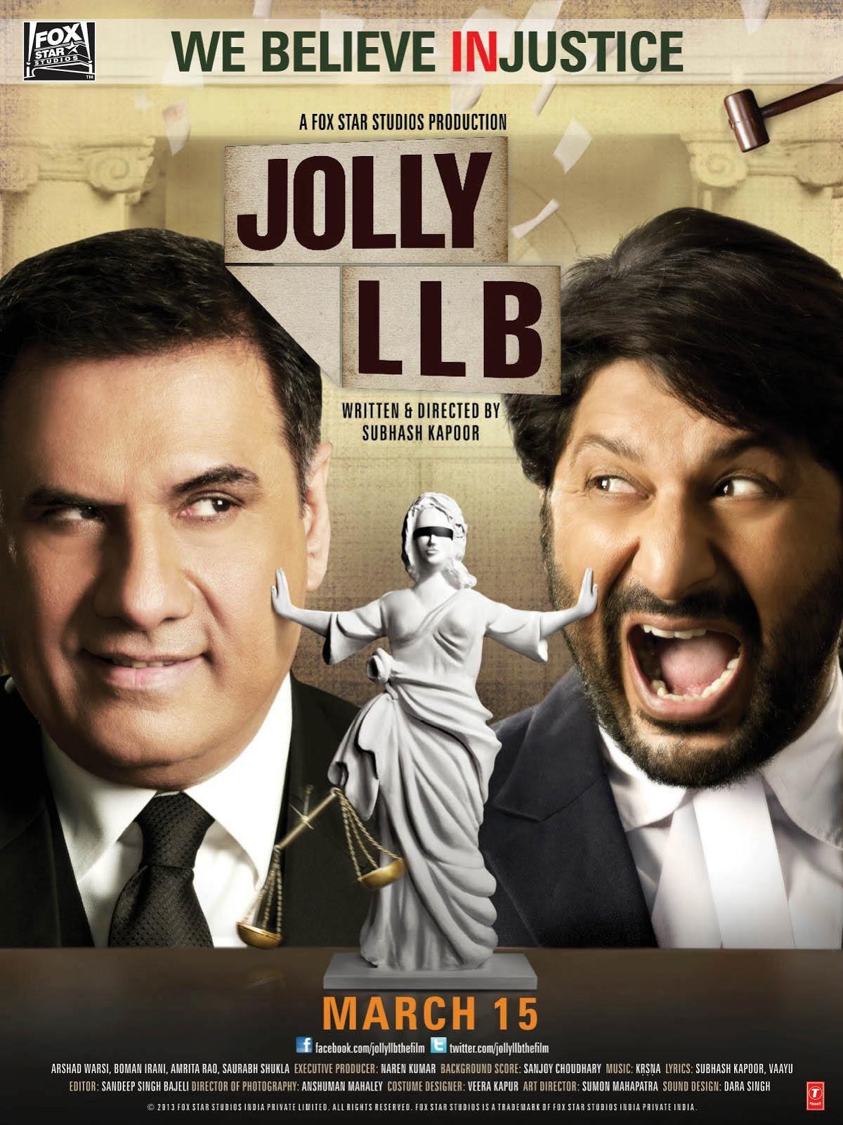 Jolly Llb Full Movie Online