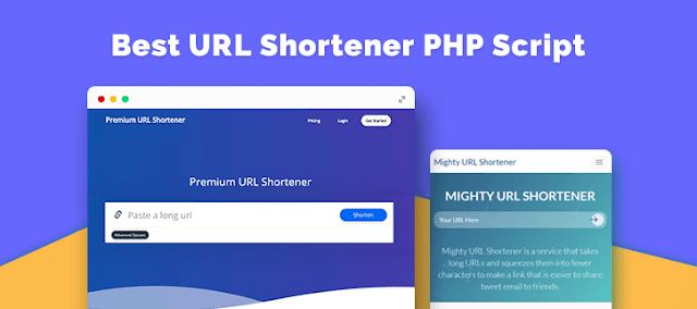 Take The Link Shortnar Primioum Script...!! For Make A Link Shortnar Website...!!