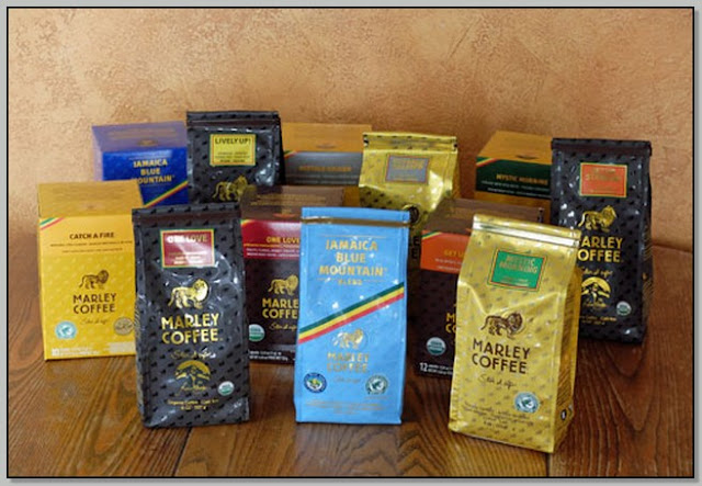 Review Produk Marley Coffee