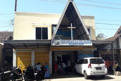 Gereja Isa Almasih Barukan | GIA Barukan Salatiga