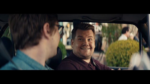 Confused.com land another driver win with James Corden's perfect park TV Advert