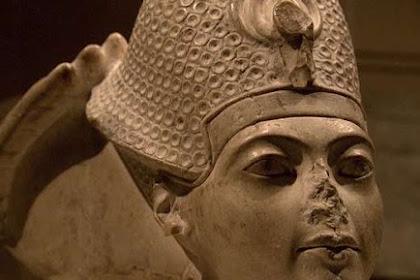 Misteri Mumi Tutankhamun, Mati Dalam Keadaan Burung Berdiri