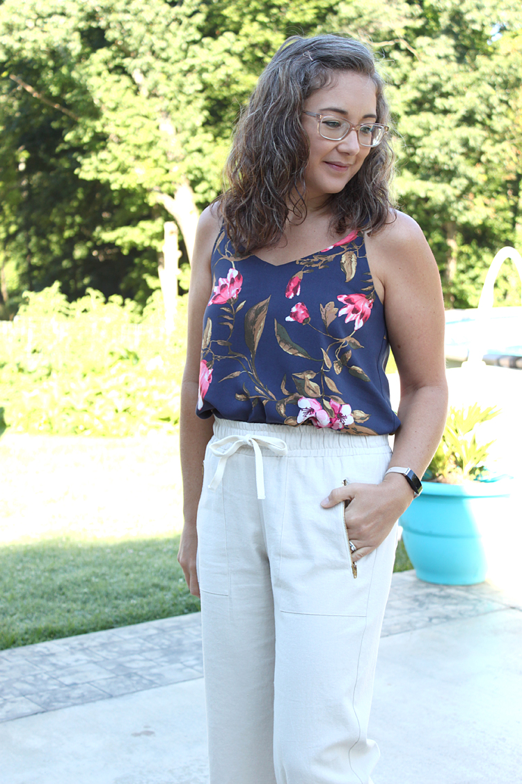 Seaforth Pants // Sewing For Women // Hey June Handmade Patterns