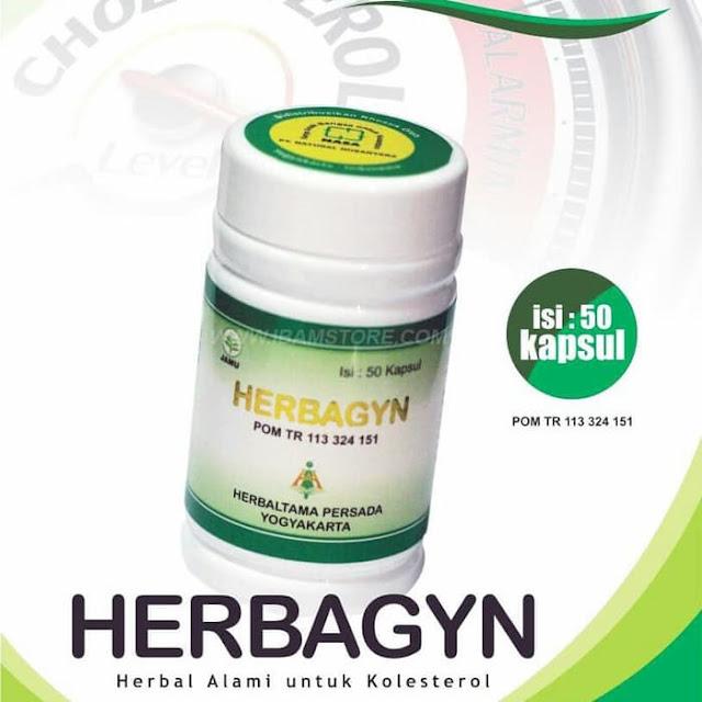Harga Herbagyn Nasa Yang Asli - Obat Herbal Untuk Kolesterol