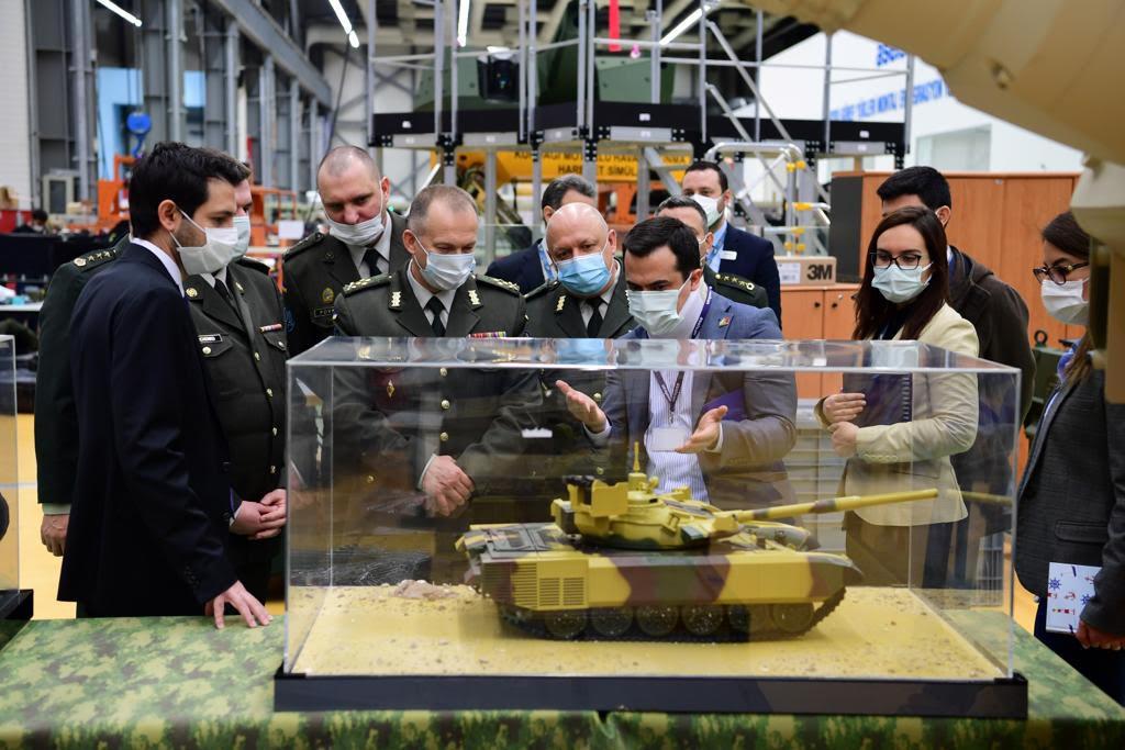 Що ASELSAN показав командувачу Сухопутних військ України?