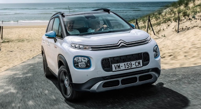 Citroen, Citroen C3 Aircross, France, New Cars, Prices