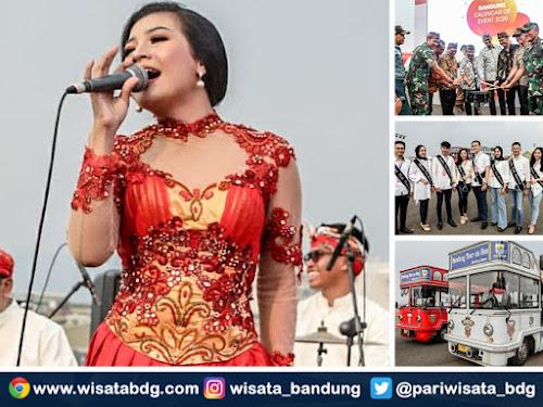 Kalender event wisata Bandung 2020