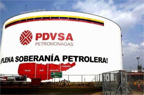 Pdvsa y Cnpc detienen la mezcla de petróleo por acumulación de existencias de crudo
