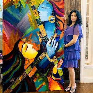 bihar-ritu-kumar-painting-in-usa