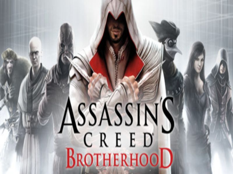 Download Assassin's Creed Brotherhood Game PC Free