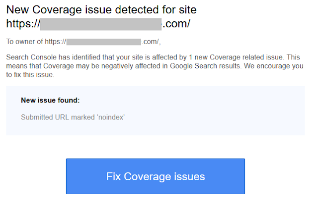 google-search-console-submitted-url-noindex-validate-fix-email-from