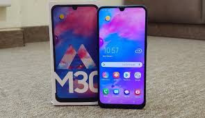 Samsung Galaxy M30s : specification and software