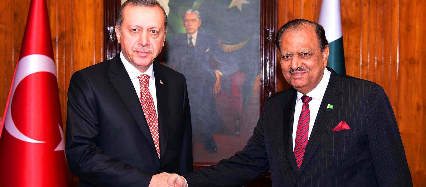Το Πακιστάν απειλεί την Ελλάδα: «Οι εχθροί της Τουρκίας είναι και δικοί μας εχθροί»