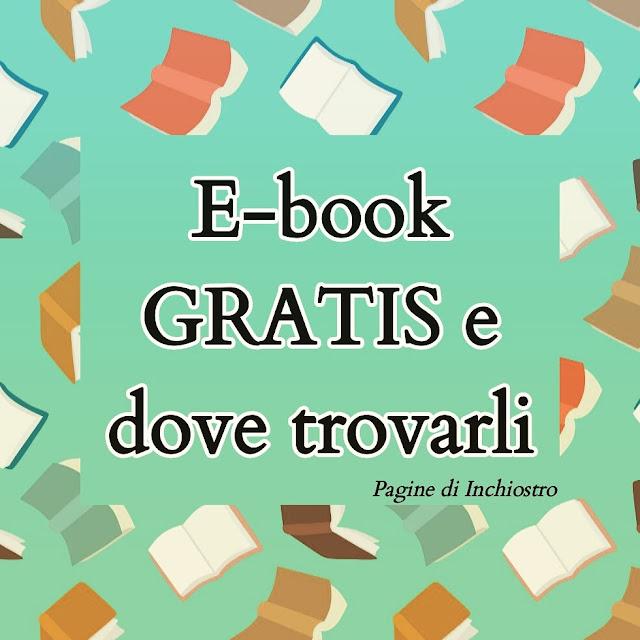 Ebook gratis elenco Pagine di Inchiostro