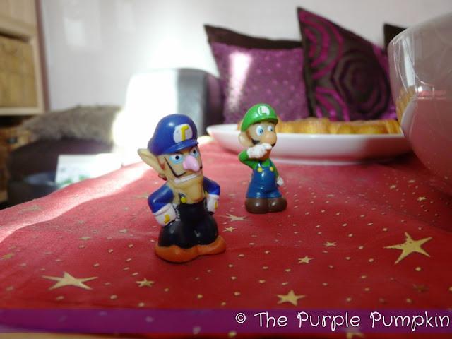 Nintendo Themed Birthday Party Decor