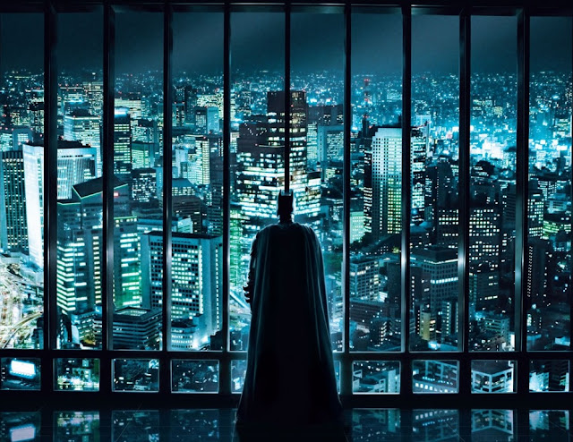 Gotham City vai virar parque temático em Abu Dhabi