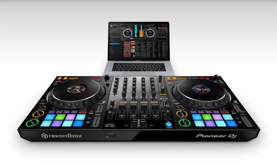 Pioneer DJ presenta DDJ-1000: prestazioni professionali per Rekordbox DJ