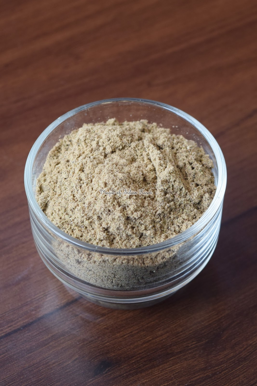 Tea Masala - Homemade Indian Chai Masala Powder Recipe - टी मसाला - होममेड इंडियन चाय मसाला पाउडर रेसिपी - Priya R - Magic of Indian Rasoi