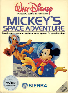Descargar Mickey's Space Adventure