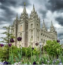 Salt Lake Temple - The Church of Jesus Christ of Latter day Saints