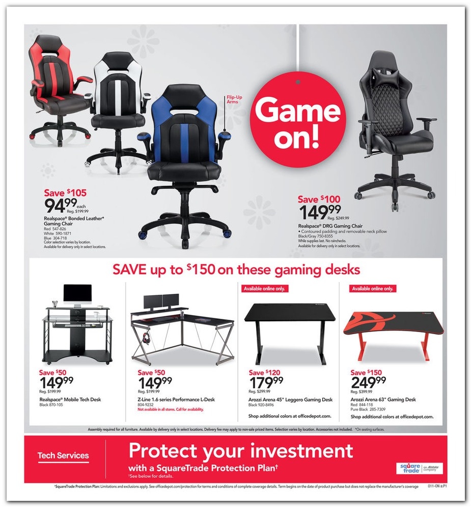 Office Depot® & Officemax® Black Friday 2019 page 8