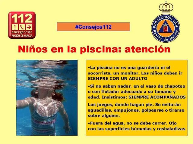 Consejos para evitar ahogamientos en las piscinas san fernando de henares news tv - Piscina san fernando de henares ...
