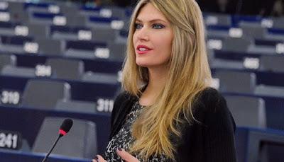 Πανευρωπαϊκή πρωτοβουλία της Εύας Καϊλή κατά των κυβερνο-επιθέσεων.
