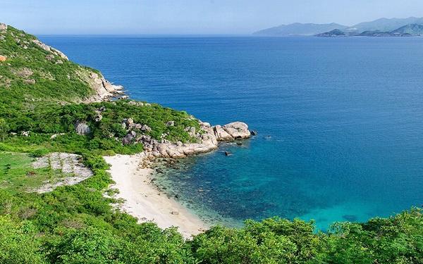 Bãi Bồ Đề ít được biết tới nên giữ được vẻ đẹp hoang sơ, tự nhiên