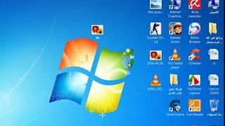 افضل برنامج تصوير الشاشة للكمبيوتر عربي وسهل جدا افضل اصدار