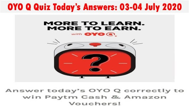 OYO Quiz: What is the loudest animal on Earth? This question is required. *