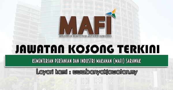 Jawatan Kosong Kerajaan 2021 di Kementerian Pertanian Dan Industri Makanan (MAFI)