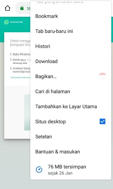 Cara sadap Whatsapp di hp tanpa aplikasi TERBARU !!!