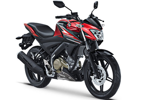 Yamaha Luncurkan  All New Yamaha Vixion dan All New Vixion R di IIMS 2017