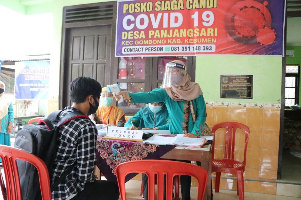 Desa Panjangsari Gombong Raih Juara Lomba Video Kampung Siaga Covid-19