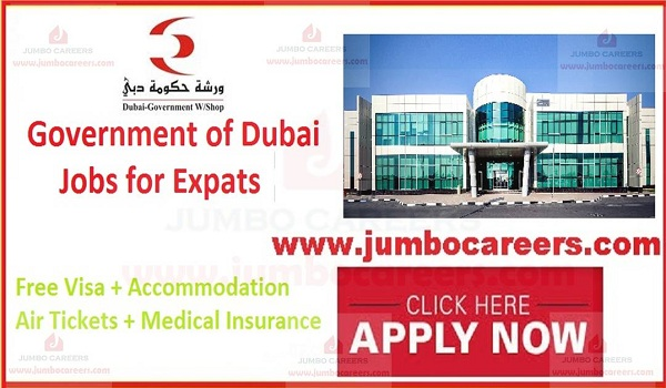 Available job vacancies in UAE,