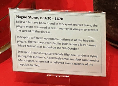 The Stockport Plague Stone