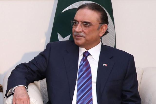 Former President Zardari said- after persuading Indira after 1971 war, she had taken back her land