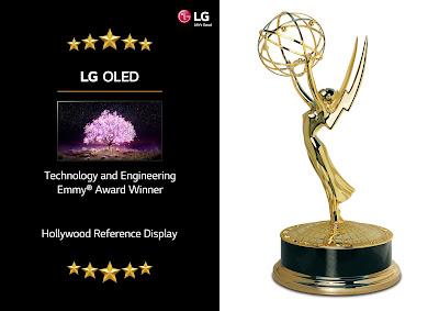 LG OLED TV คว้ารางวัลระดับโลกต่อเนื่อง รับรางวัลอันทรงเกียรติจากเวที Emmy Awards ครั้งที่ 72 สาขาเทคโนโลยีและวิศวกรรม