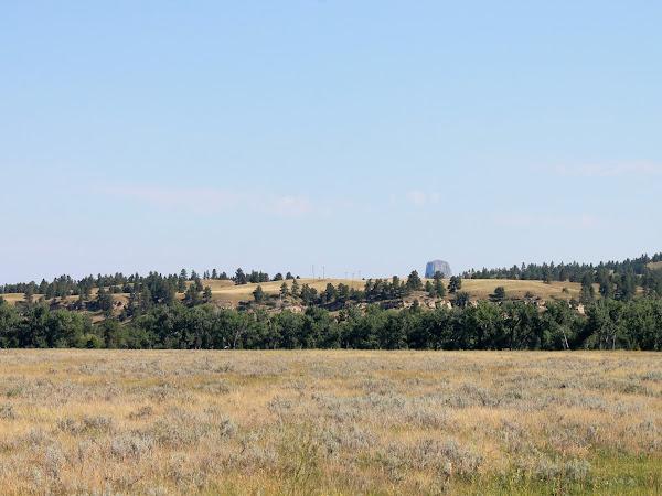 Devils Rock(t) uns quer durch Montana zum Bighorn Canyon