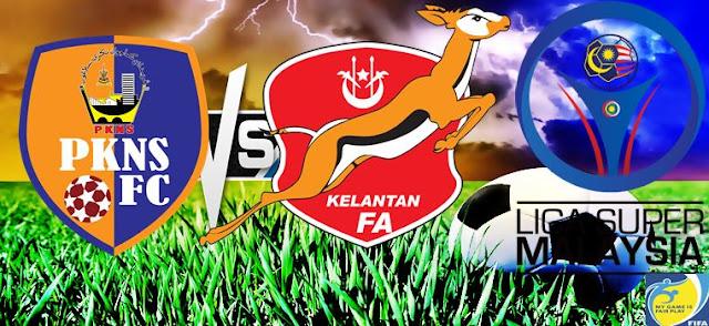 Live Streaming Liga Super Malaysia 2017 / Perak Lawan Kelantan