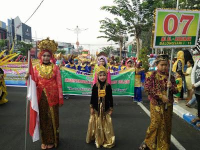 Pawai Ta'aruf Sambut Tahun Baru Islam, Mas'ud Yunus : Ini Cerminan Muslim Nusantara
