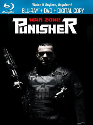 Punisher War Zone 2008 BRRip Dual Audio 720p 800mb