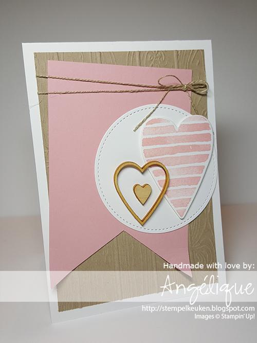 de Stempelkeuken Stampin'Up! producten koopt u bij de Stempelkeuken http://stempelkeuken.blogspot.com #stampinup #stempelkeuken #stampinupnl #hearthappiness #blushingbride #wedding #trouwen #loveyou #ikhouvanjou #houvanjou #caseing #crafting #basteln #knutselen #inkt #stamping #cardmaking #valentijnskaart #valentijnsdag #valentijn #valentine #kaartenmaken #techniek #denhaag #thehague #westland #rotterdam #leiden #gouda #creatief #creative #kreativ #stempelen #happy