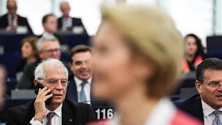 UE: Una presidenta, tres lugartenientes y un jefe de la diplomacia europea para dirigir el club