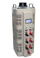 Variador de tensión Trifásico. 9000W Entrada; 220/380VAC. Salida; 0…480VAC