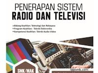 Download Rpp Mata Pelajaran Penerapan Sistem Radio dan Televisi Smk Kelas XII Kurikulum 2013 Revisi 2017/2018 Semester Ganjil dan Genap | Rpp 1 Lembar